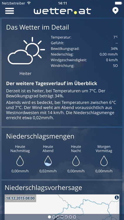 wetter.at PRO screenshot-2
