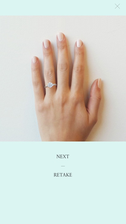 Tiffany & Co. Ring Finder