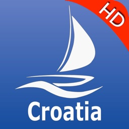 Croatia GPS Nautical charts pro