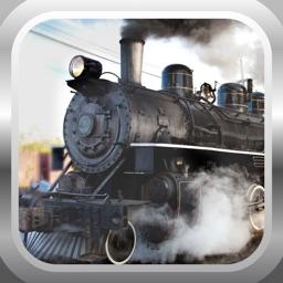 Steam Train Driving Simulator 3D