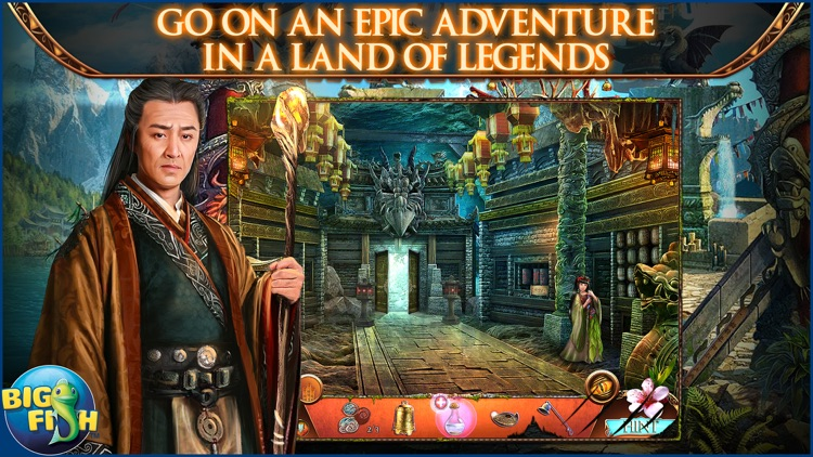 Myths of the World: The Heart of Desolation - A Hidden Object Adventure (Full) screenshot-0