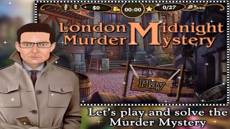 London Midnight Mystery of Murder