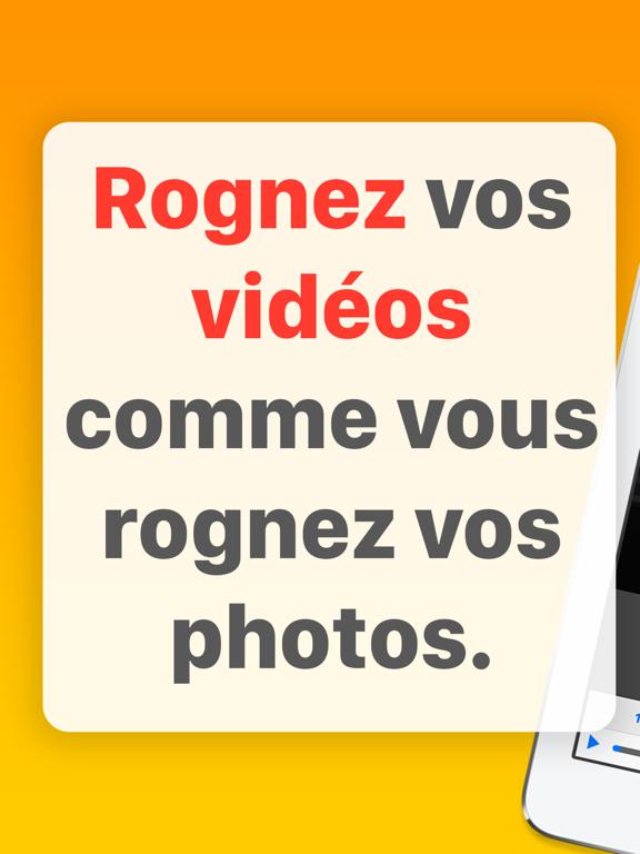Rogner vidéos