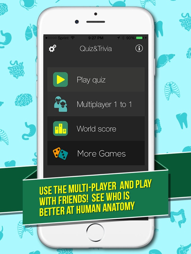 Ultimate Anatomy Quiz & Trivia | Anatomy Word Search Pro on the App ...