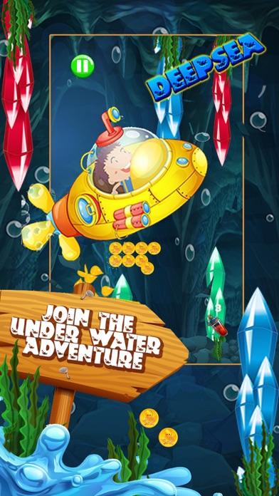 Deep Sea - Adventures of The Yellow Submarine Journey