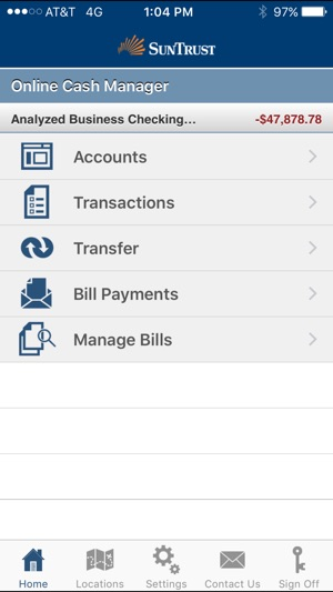 SunTrust Business Mobile on the App Store