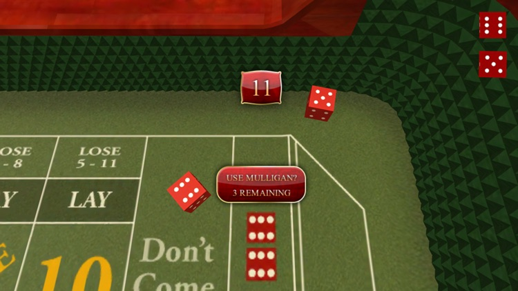 Craps Master 3D screenshot-3
