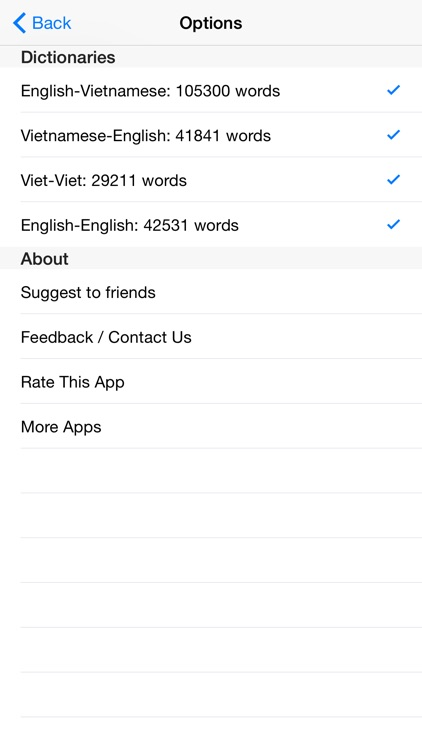 Bamboo Dict English-Vietnamese All In One screenshot-3