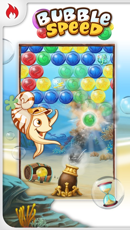 Bubble Speed – Addictive Puzzle Action Bubble Shooter Game