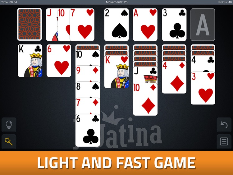 Solitaire Jogatina HD screenshot-4