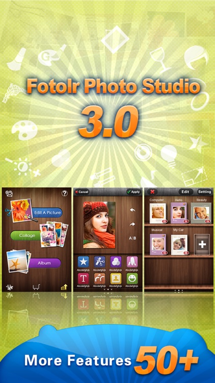 Photo Editor Pro - Fotolr HD screenshot-0