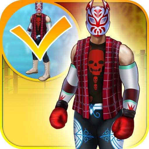 Champion Wrestling Mania Copy And Draw Power Club Game - Free iOS App