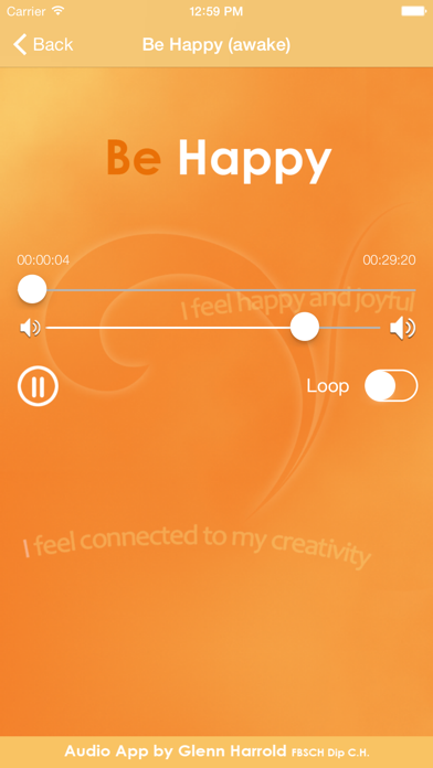 Be Happy review screenshots