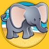 jungle animals for good kids - free game