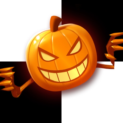 Piano Tiles: Halloween icon