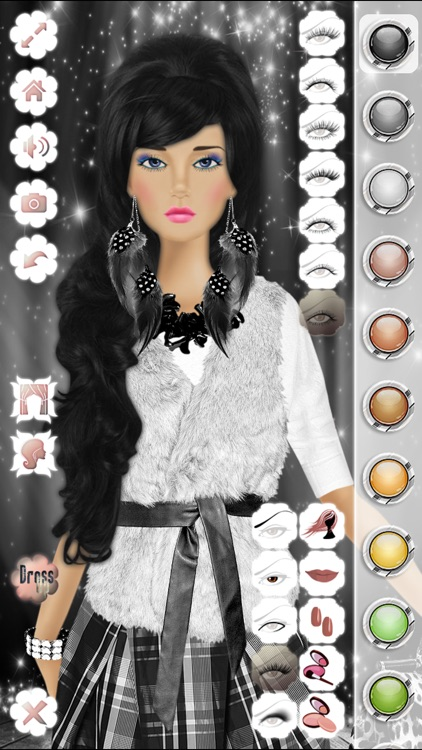Makeup & Dress Princess 2 screenshot-4