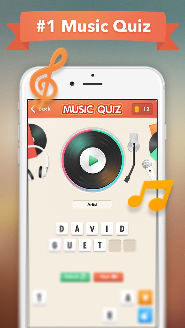 Music Quiz - name that tune ! for windows pc