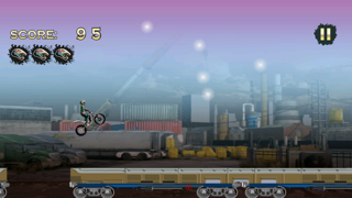 Rail Bike Trial Run screenshot two