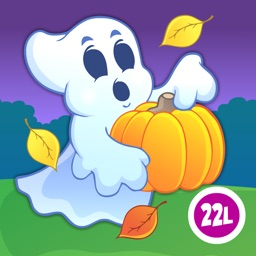 Halloween Learning Games for Toddlers and Kindergarten Kids by Abby Monkey®