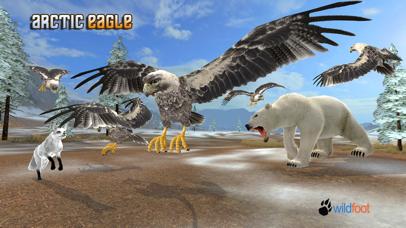 Arctic Eagle Screenshot on iOS