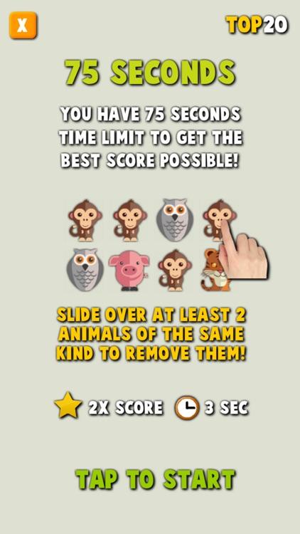 Matching Animals - Free screenshot-4