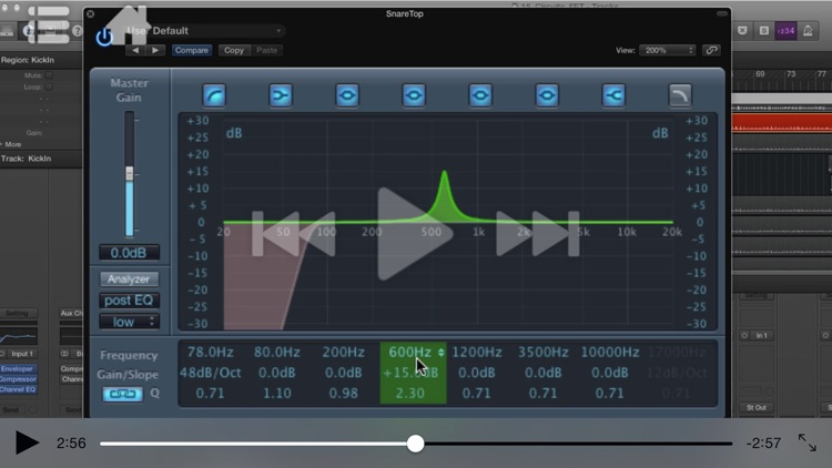 Course for Mixing in Logic Pro X screenshot-3