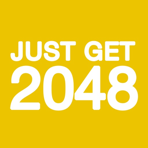Just Get 2048 - A Simple Puzzle Game !