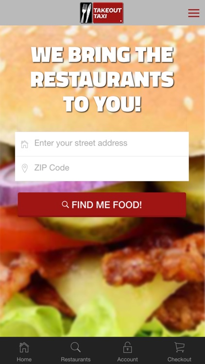Takeout Taxi Louisville Restaurant Delivery Service