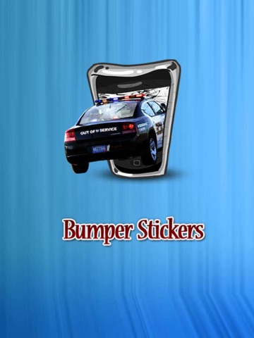 Funny Bumper Stickers FREE-ipad-0