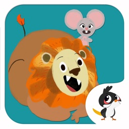 The lion and the mouse - HD