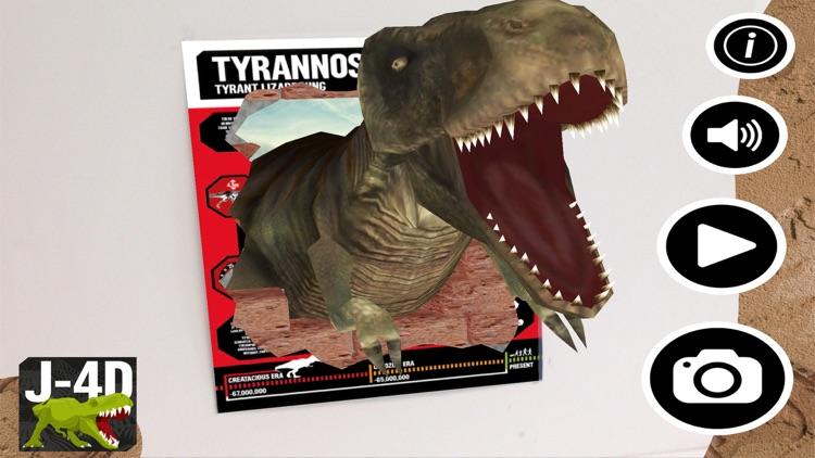 Jurassic 4D screenshot-3