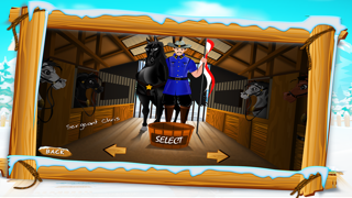 Canadian Mounted Police Horse Training : The Agility Test Racing Course - Free-1