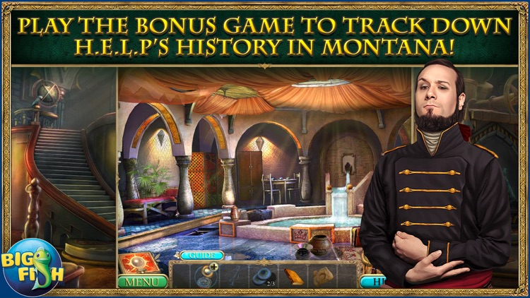 Hidden Expedition: The Crown of Solomon - Hidden Objects, Adventure & Mystery screenshot-3
