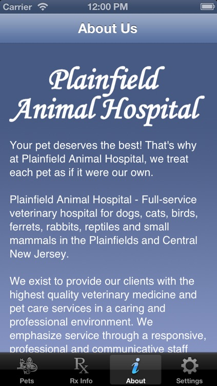 Plainfield Animal Hospital
