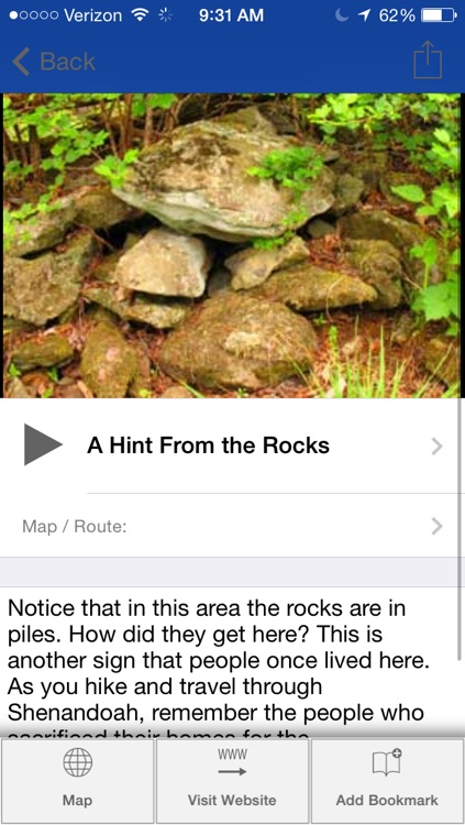 GoExplore Shenandoah National Park screenshot-2