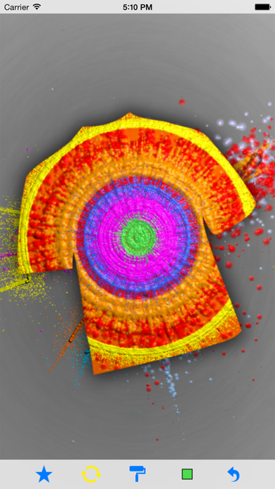 SpinArt screenshot two