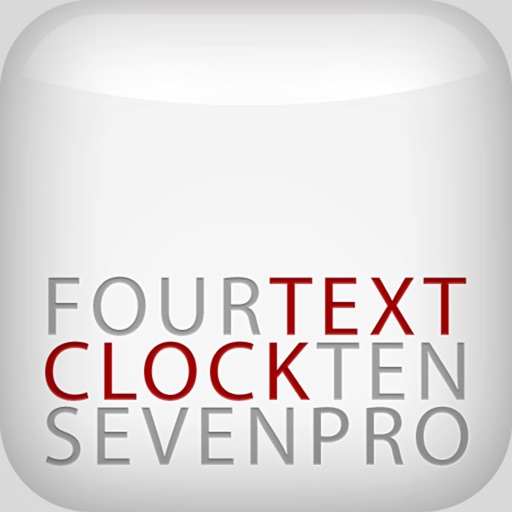 Text Clock Lite