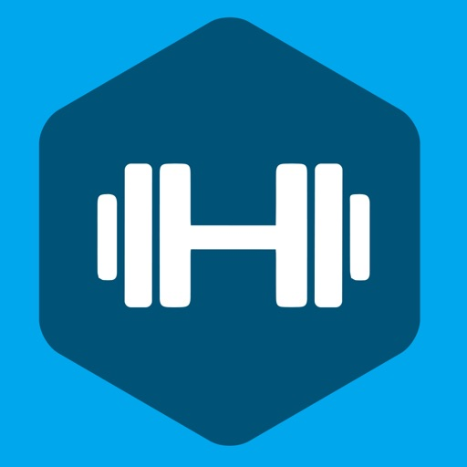 All-in Fitness: 1200 Exercises, Workouts, Calorie Counter, BMI calculator by Sport.com icon