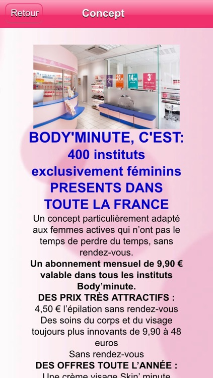 Body minute Issy - Les 3 Moulins