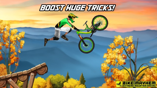 2cc468828ff Bike Mayhem Mountain Racing Free by Best Free Games on the App Store