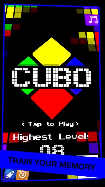 Cubo - Simon Says Memory Game screenshot-4