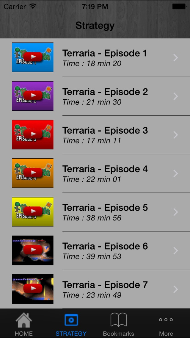 Guide For Terraria Universal-include Guide,Tips Video (Unofficial) Screenshot