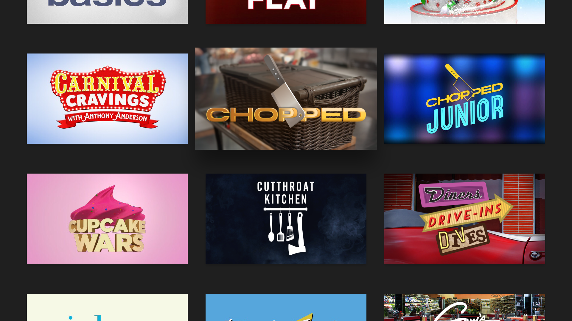 Food Network: 10K+ TV Episodes screenshot 14