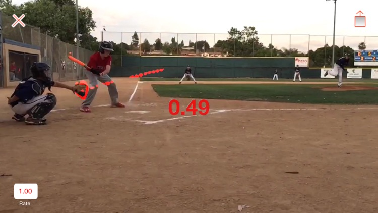 Pitchman Radar Gun screenshot-1