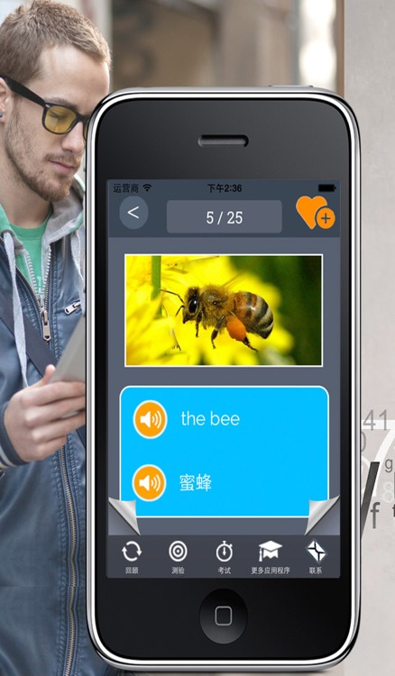 Learn Chinese vocabulary: Memorize Words Free