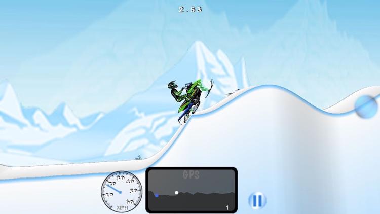 SnowXross 2 - Free screenshot-3