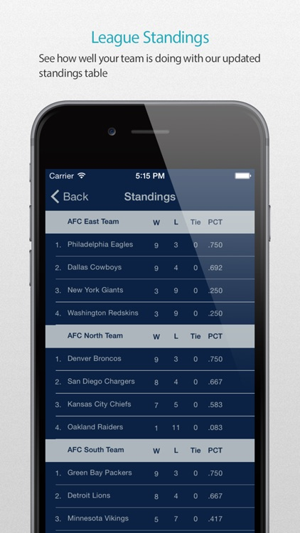 Seattle Football Alarm Pro screenshot-3