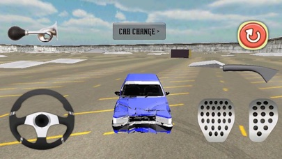 Crash Car Simulator - 3D HD Driving Game
