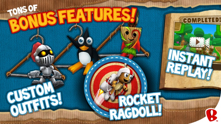 Ragdoll Blaster 3: Deluxe screenshot-4