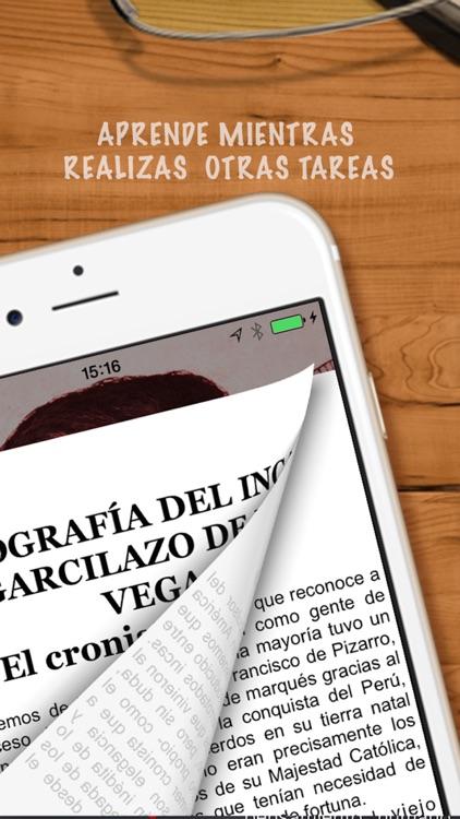 Colección: Escritores latinoamericanos inolvidables screenshot-4
